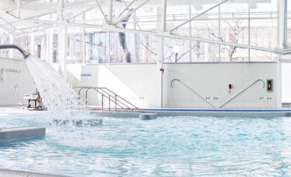rec pool