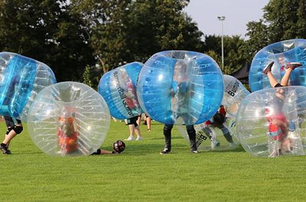 Bubble Soccer Tournament