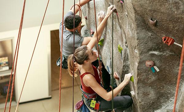 Climbing Wall Parties
