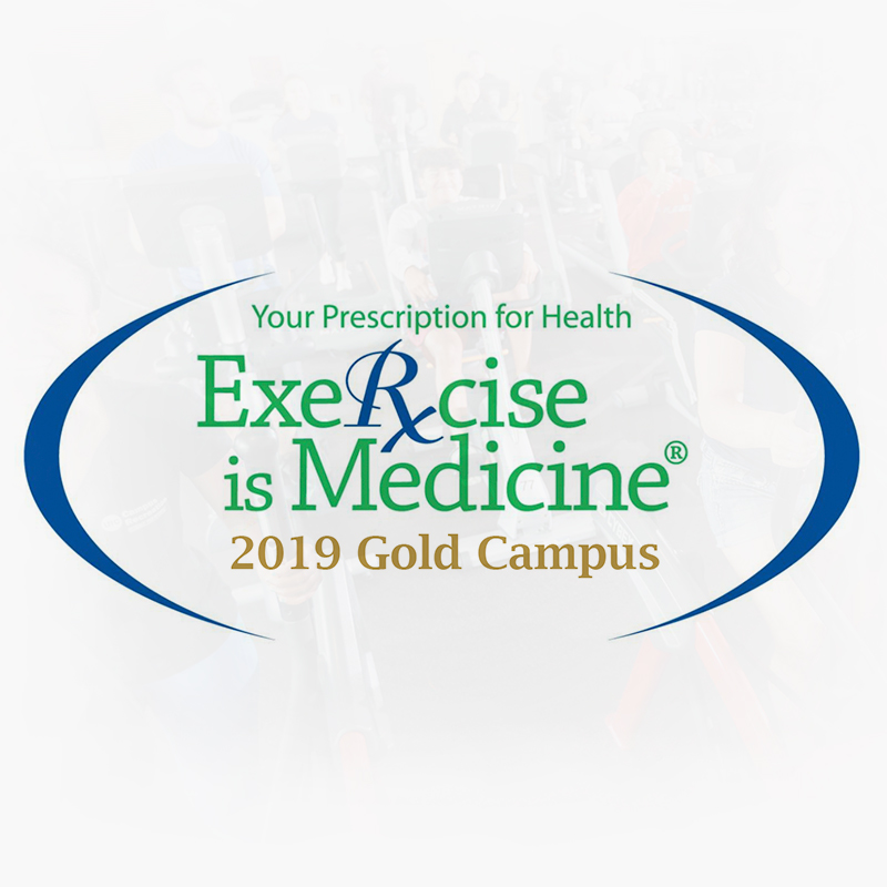 Exercise is Medicine Gold Campus