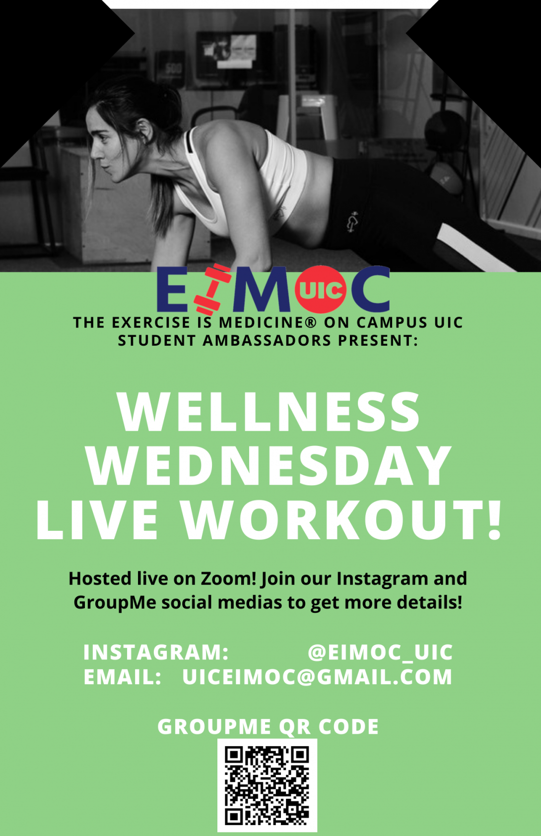 Exercise is Medicine Gold Campus